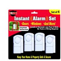 Picture of U.S. PATROL-Instant Alarm Set of 4