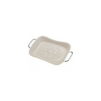 Picture of GODINGER-Bread Tray with Metal Handles