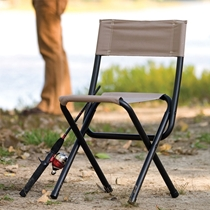 Picture of COLEMAN-Woodsman II Camp Chair Polyester and Aluminum - (Tan)