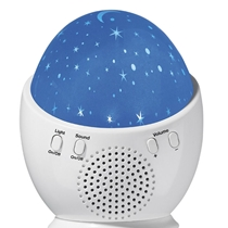 Picture of CONAIR-Dream Tones Night Light and Sound Therapy