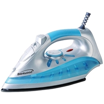 Picture of BRENTWOOD-Non Stick Steam Dry Spray Iron