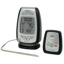 Picture of ACURITE-Wireless Remote Digital Cooking Thermometer & Timer for Oven Grill Fryer