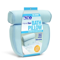 Picture of JOBAR-Home Spa Bath Pillow Neck and Back Comfort