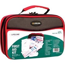 Picture of LIFELINE-Base Camp First Aid Kit - (171 Piece)