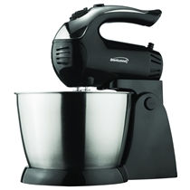 Picture of BRENTWOOD-5 Speed Black Mixing Bowl