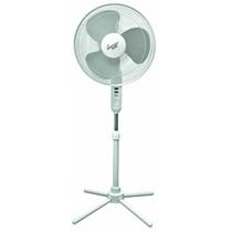 Picture of COMFORT ZONE-Pedestal Fan - (White)