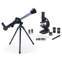 Picture of VIVITAR-Telescope and Microscope Kit