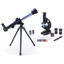 Picture of VIVITAR-Telescope and Microscope Kit