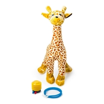 Picture of BUBBY BUDDY-Bubby Air Stuffed Plush Adorable 32 Inch Giraffe