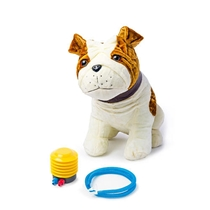 Picture of BUBBY BUDDY-Bubby Air Stuffed Plush Adorable 26 Inch Bulldog