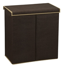 Picture of HOUSEHOLD ESSENTIALS-Double Hamper Laundry Sorter