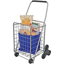 Picture of COMFORT ZONE-Stair Climbing Cart