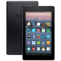 Picture of Amazon-Fire 7 Wifi 8 GB Tablet - (Black)