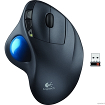 Picture of LOGITECH-2.4GHz Wireless Trackball Mouse