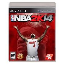 Picture of NBA2K-NBA 2K14 Basketball Video Game for PlayStation 3