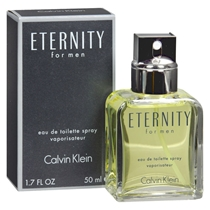 Picture of CALVIN KLEIN-1.7 - Ounce Eternity for Men EDT Spray