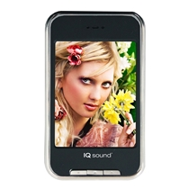 Picture of SUPERSONIC-8Gb MP3 MP4 Video Player - (Black)