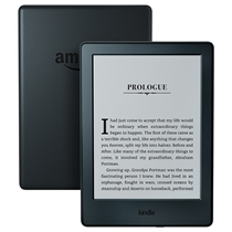 Picture of AMAZON-6- Inch Kindle WiFi - (Black)