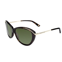 Picture of ANNE KLEIN-Womens Cat-Eye Fashion Sunglasses (Tortoise)