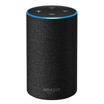 Picture of AMAZON-Echo 2nd Generation - (Charcoal Fabric)