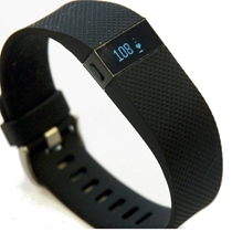 Picture of FITBIT-Charge Wireless Activity Wristband Large - (Black)