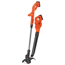 Picture of BLACK+DECKER-20 Volt Max Lithium 10 Inch String Trimmer Sweeper Combo Kit