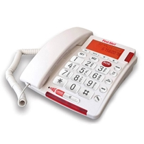 Picture of FIRST ALERT-Big Button Telephone with Emergency Key and Remote Pendant