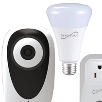Picture of SUPERSONIC-Smart Home Starter Kit - (3 Piece)