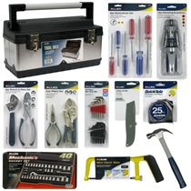 Picture of ALLIED TOOLS-Tool Box with Accessories Package