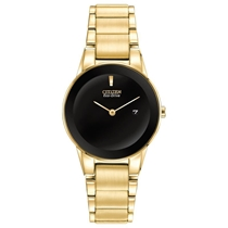Picture of CITIZEN-Womens Axiom Analog Display Watch - (Gold)