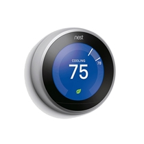 Picture of NEST-Generation Thermostat Works with Alexa
