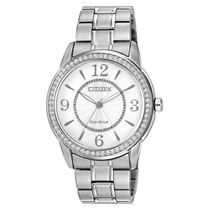 Picture of CITIZEN-Womens ECO-Drive SS Watch