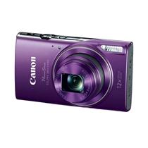 Picture of CANON-Powershot ELPH360 HS Digital Camera - (Purple)