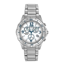 Picture of CITIZEN-Womens Eco-Drive Chronograph Watch