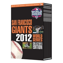 Picture of NEW VIDEO-2012 World Series DVD Set