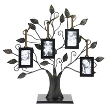 Picture of GODINGER-Black Tree of Life Picture Frame