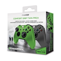 Picture of DREAMGEAR-2-In-1 Twin Pack Comfort Grip Silicone Controller Covers for Xbox One