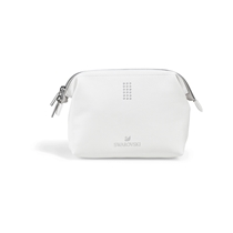 Picture of SWAROVSKI-Chic Make Up Pouch - (Crystal)