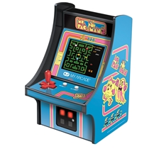 Picture of DREAMGEAR-6.75 - Inch Collectible Retro Ms. Pac-Man Micro Player - (Blue)