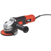 Picture of BLACK+DECKER-6.5 Amp Angle Grinder - (4-1/2 Inches)