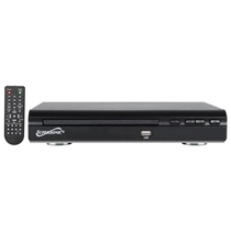 Picture of SUPERSONIC-All Region DVD Player with USB Input and Remote Control