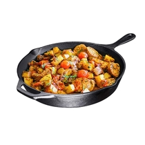 Picture of BRUNTMOR-12 - Inch Pre-Seasoned Cast Iron Skillet