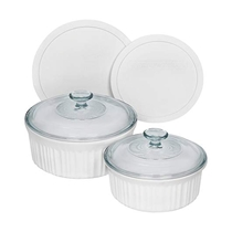 Picture of CORNINGWARE-CorningWare French White Round Set - (6 Piece)