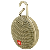 Picture of JBL-Clip 3 Portable Bluetooth Dimensions - (Dessert Sand)