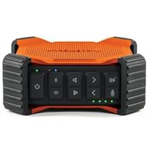 Picture of GRACE DIGITAL-EcoDrift Waterproof Bluetooth Speaker - (Gray)