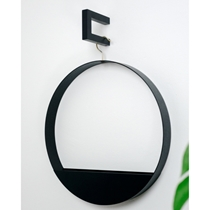 Picture of MAGISSO-Element No. 2.0 Circle Hook Shelf - (Black)