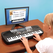 Picture of HAMMACHER SCHLEMMER-The Childrens Learn To Play Keyboard