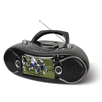 Picture of HAMMACHER SCHLEMMER-The Bluetooth DVD and TV Boombox
