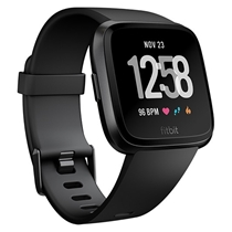 Picture of FITBIT-Versa 2 Fitness Watch - (Black)