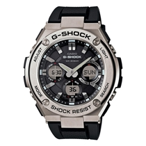 Picture of CASIO-60mm - G-Shock Mens G-Steel Watch - (Stainless Steel)